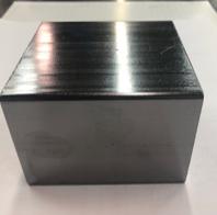 High performance graphite block